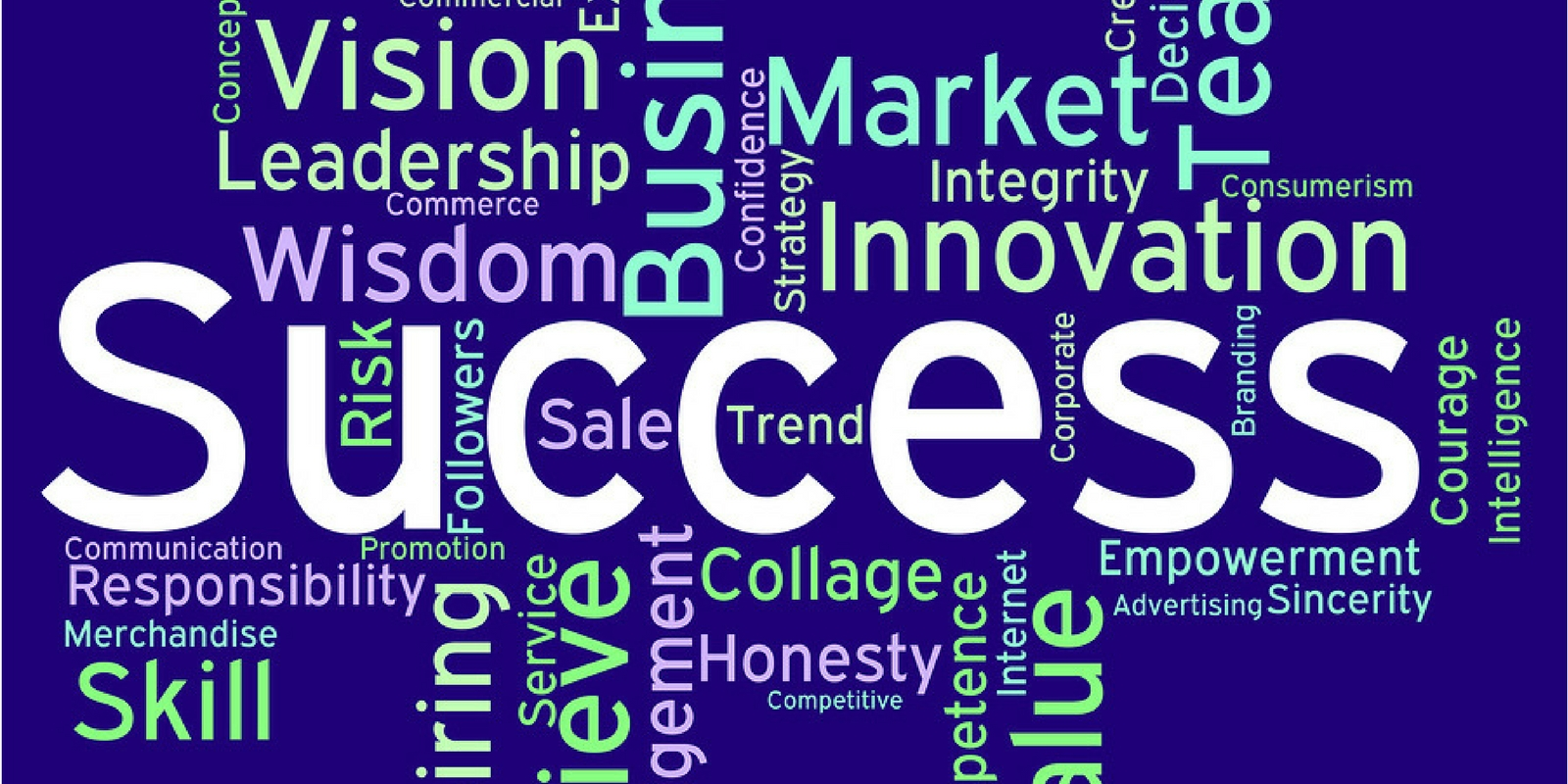 success and things associated with it
