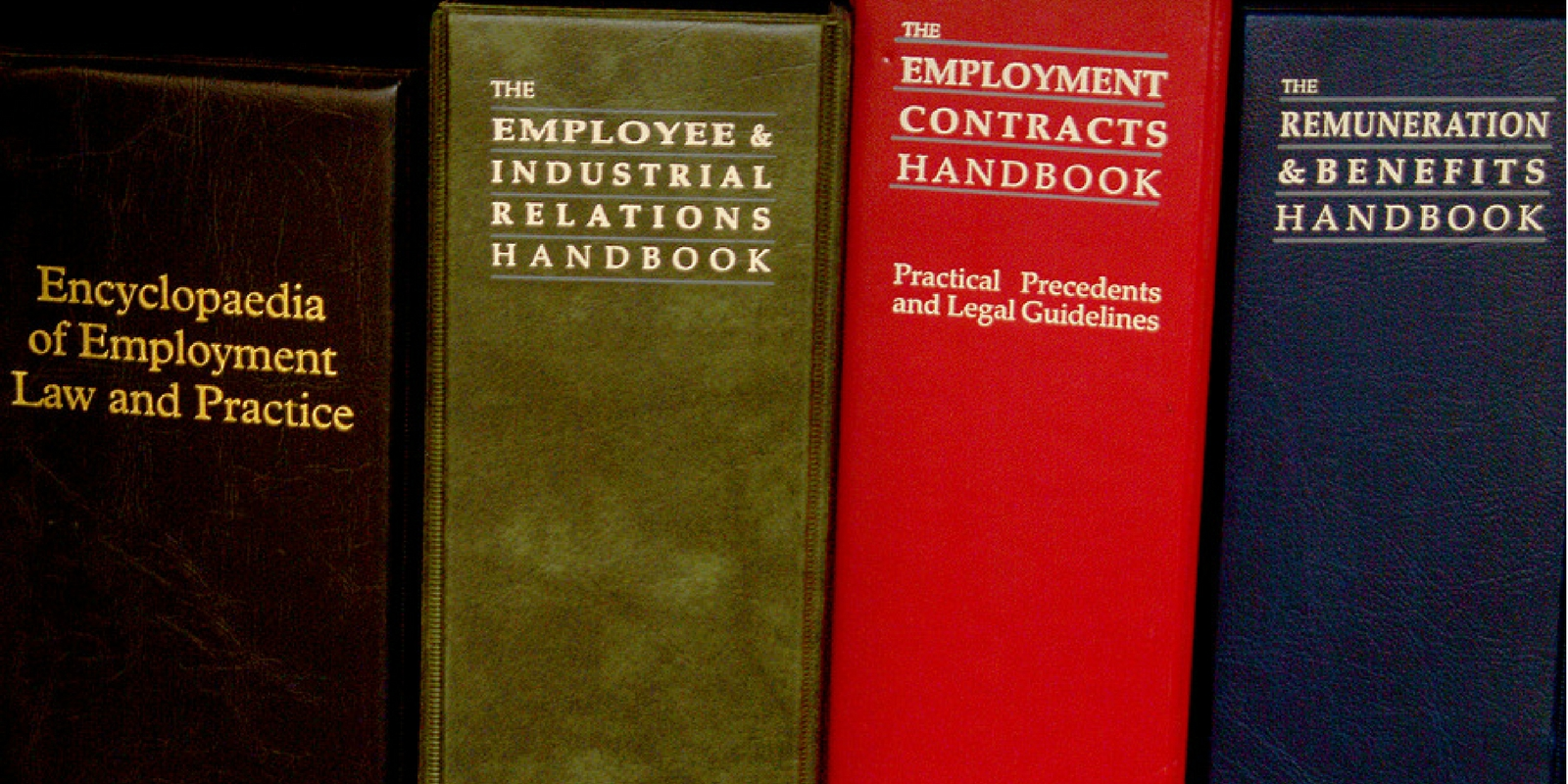 books on employment law