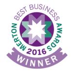 Merton best business awards winner 2016