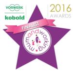 Mum and working finalist 2016 awards