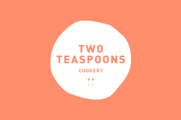 Two Teaspoons Cookery