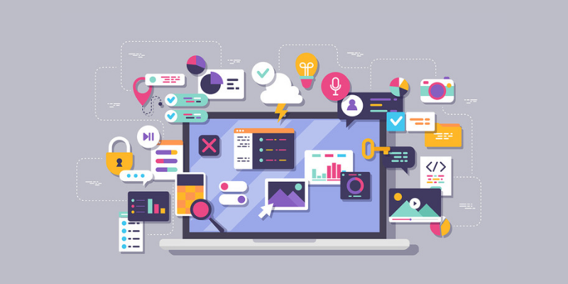 Website UI and UX design