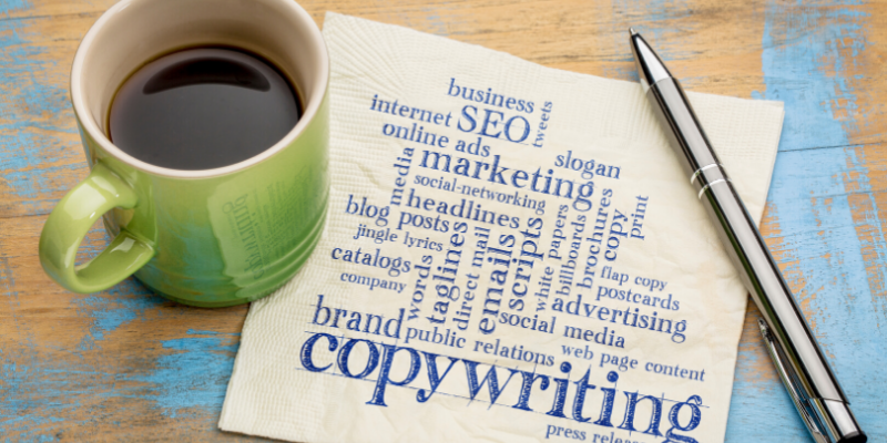 Copywriting blog image
